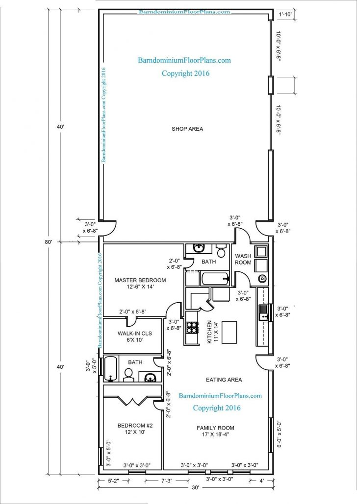 10 Feet Wide House Plans 2021