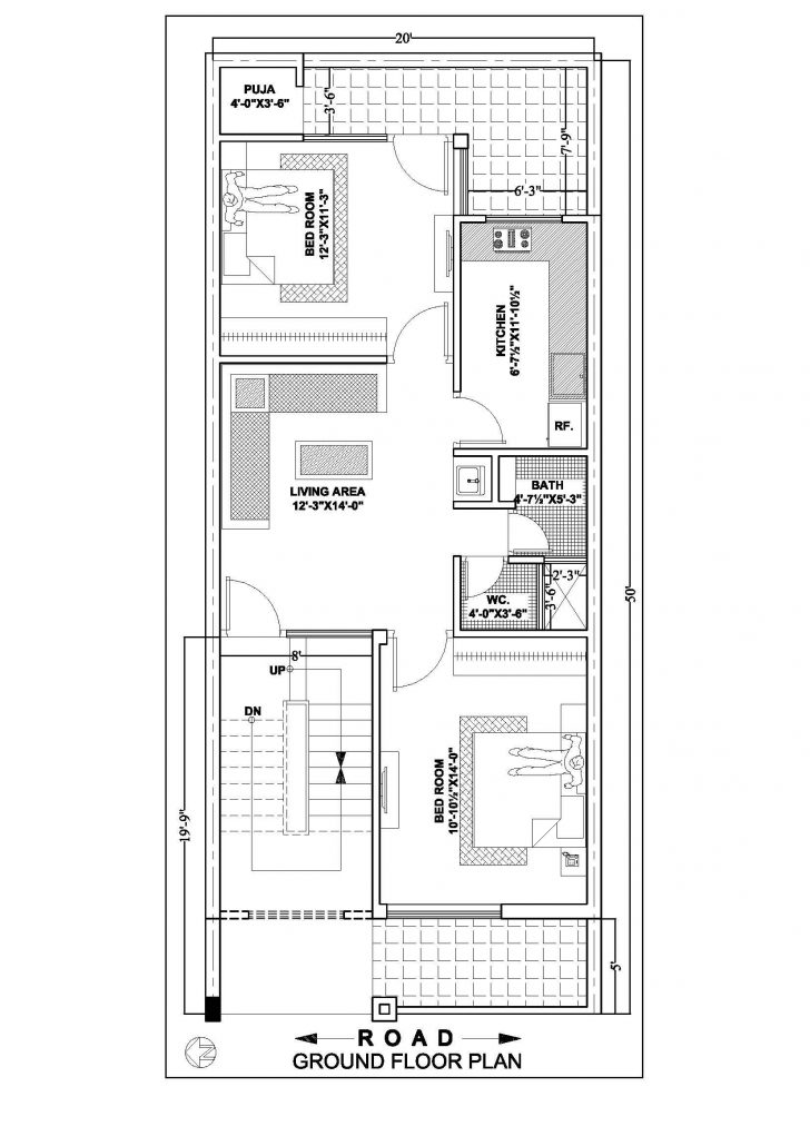 20 Wide House Plans 2020