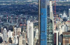 432 Park Avenue Empty Floors Elegant Central Park Tower Ficially Tops Out 1 550 Feet