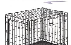 48x30x33 Dog Crate Beautiful Contour™ Dog Crate 48 Inch Walmart Walmart