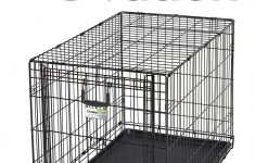 48x30x33 Dog Crate New Contour™ Dog Crate 48 Inch Walmart Walmart