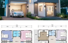 5 Bedroom Modern House Inspirational House Design Plan 9 5x10 5m With 5 Bedrooms In 2020