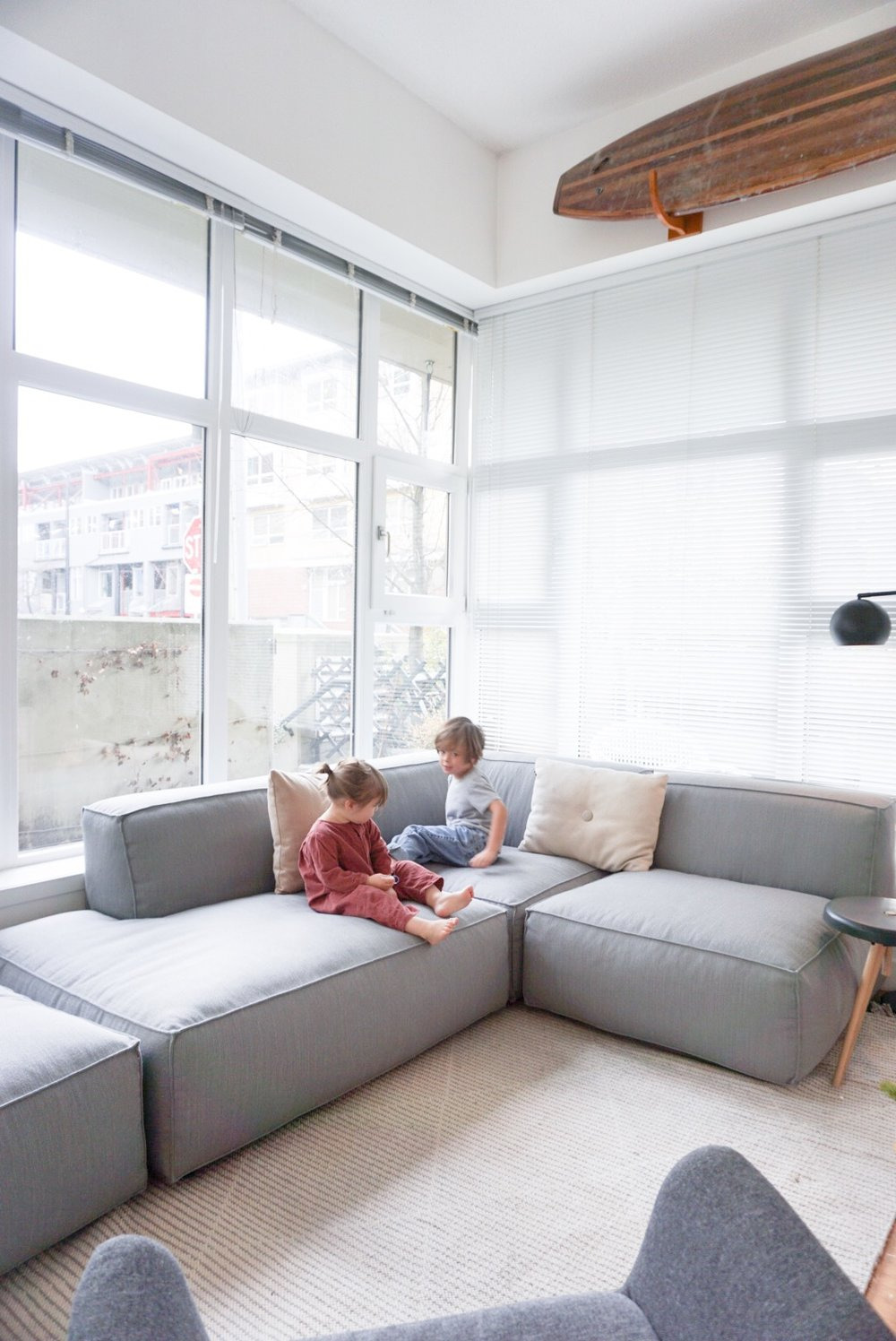 600 Sq Ft Apartment Decorating Ideas Fresh A Modular sofa for Our Small Space — 600sqftandababy