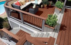 Above Ground Pool Deck Design Software Free New Patio Deck And Design Seattle Pool Softwaredeck Covered
