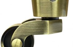 Antique Brass Furniture Casters Elegant Amazon Solid Brass Round Cup Furniture Caster With 1