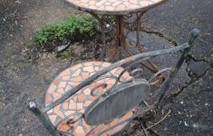 Antique Cast Iron Outdoor Furniture Luxury Old Table And Chairs Cast Iron In Rg1 Reading Für 50 00