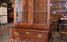 Antique Cherry Wood Furniture Inspirational Restored Antique Cherry Chippendale Cabinet Ball & Claw Feet