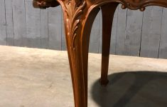 Antique Cherry Wood Furniture New Louis Xvi Cherry Wood Dining Table Table Antiques
