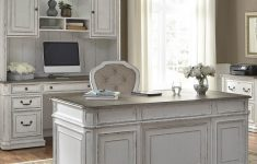 Antique Executive Office Furniture Awesome Mercial Interiors Cabinets Credenza & Desk For Sale