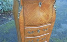 Antique French Furniture Sale Inspirational Antique French Kingwood Marble Top Secretaire Chest Wom