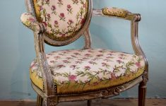 Antique French Furniture Uk New Antique French Louis Xvi Style Fauteuil Armchair In Original