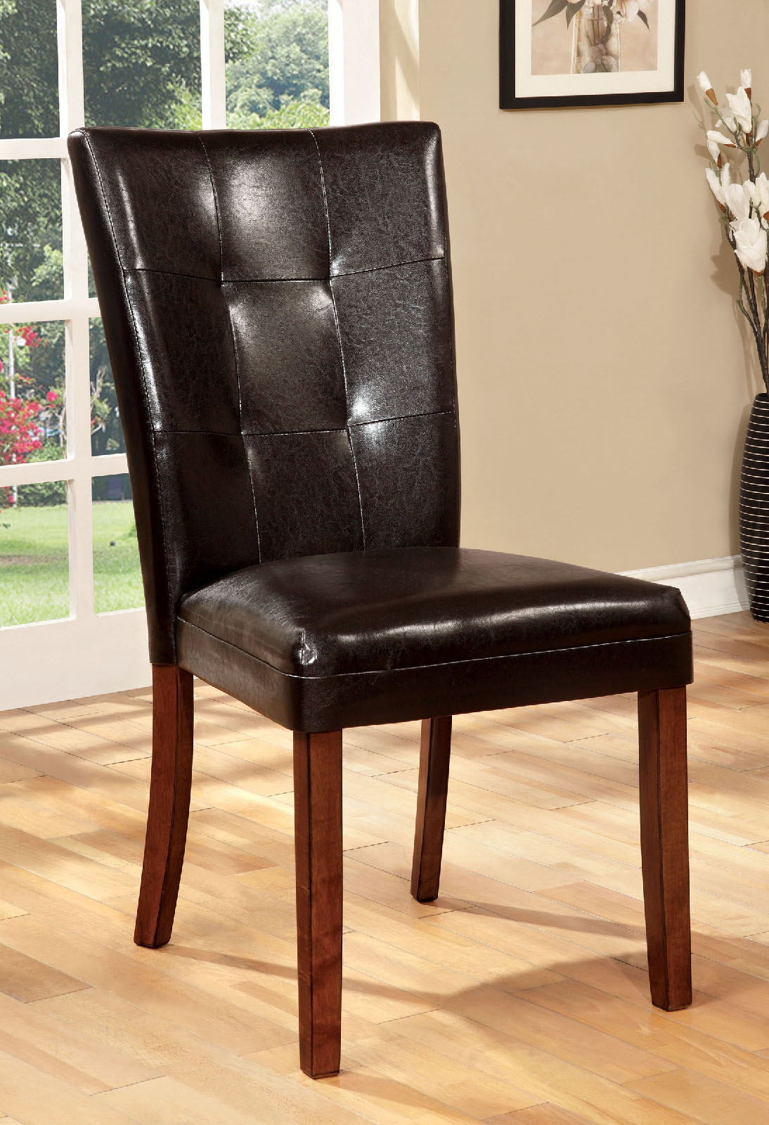 elmore by furniture of america cm3328sc 2pk