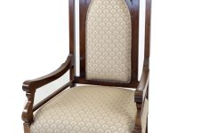 Antique Furniture From India Luxury Colonial High Back Chair