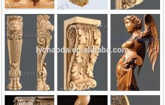 Antique Furniture Leg Styles Beautiful 3d Corbel Pilaster Capital Column Antique Furniture Leg Lion Baluster Stair 5 Axis Cnc Wood Carving Machine Cnc Router Machine Buy Cnc Router