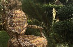 Antique Furniture Restoration Hardware Beautiful Antique Chair Upholstered In Fresco Velvet Fabric