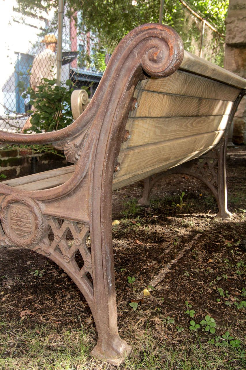 Antique Garden Furniture for Sale Best Of Cast Iron Bench with Lion Head Arms