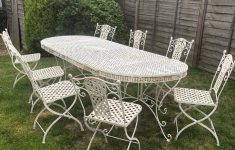 Antique Garden Furniture For Sale Unique Vintage French Garden Table And Chairs Set Metal Shabby Chic Rare Set In Addlestone Surrey