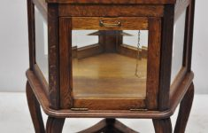 Antique Mission Furniture For Sale Unique Antique Oakwood And Glass Mission Arts & Crafts Display Cabinet Curio