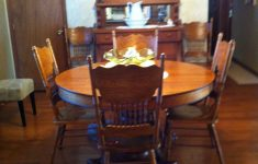 Antique Oak Dining Room Furniture Unique 150 Year Old Family Antique Round Oak Claw Foot Table And