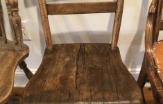 Antique Primitive Furniture For Sale Beautiful 4 Antique Primitive Hand Made Wood Chairs