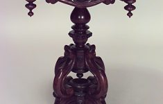 Antique Round Tables Furniture Fresh American Victorian Round Mahogany Pedestal Base Table With