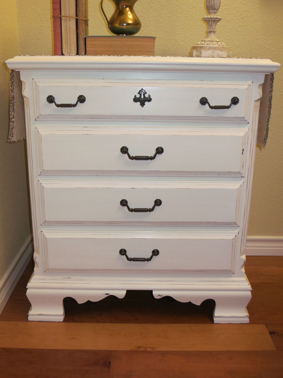 Antique White Paint for Furniture Fresh Diy Furniture Transformation with Homemade Chalk Paint