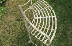 Antique Wrought Iron Outdoor Furniture Best Of Antique Regency Wrought Iron Curved Garden Seat