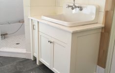 Bathroom Vanities Laval Fresh His Master Bath Vanity In Dover White