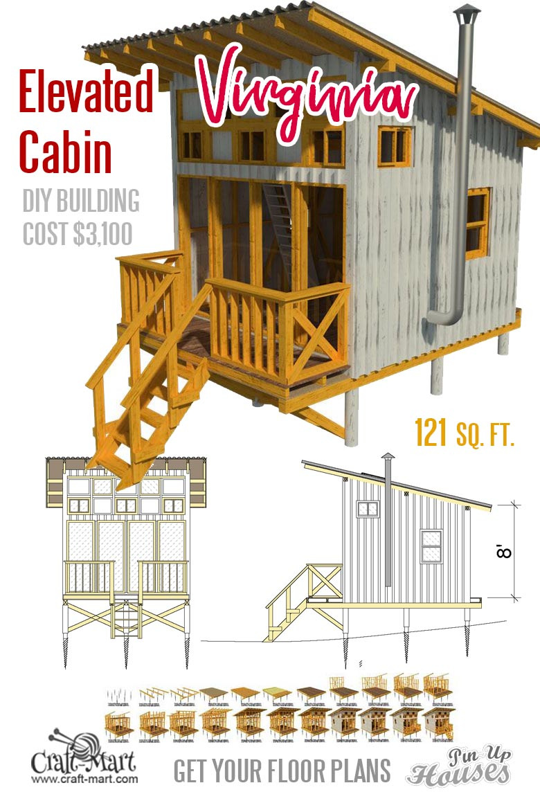 Beach House Construction Cost New Unique Small House Plans Under 1000 Sq Ft Cabins Sheds