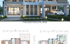 Beautiful House Designs And Plans Best Of Haus Designs Haus Formgebung Plan 14x14 5m Mit 6