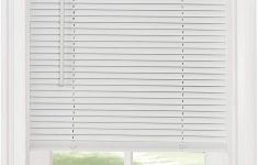 "Bed Bath And Beyond Mini Blinds Elegant Achim Home Furnishings Corded Morningstar 1"" Light Filtering Mini Blind Width 18inch Pearl White"