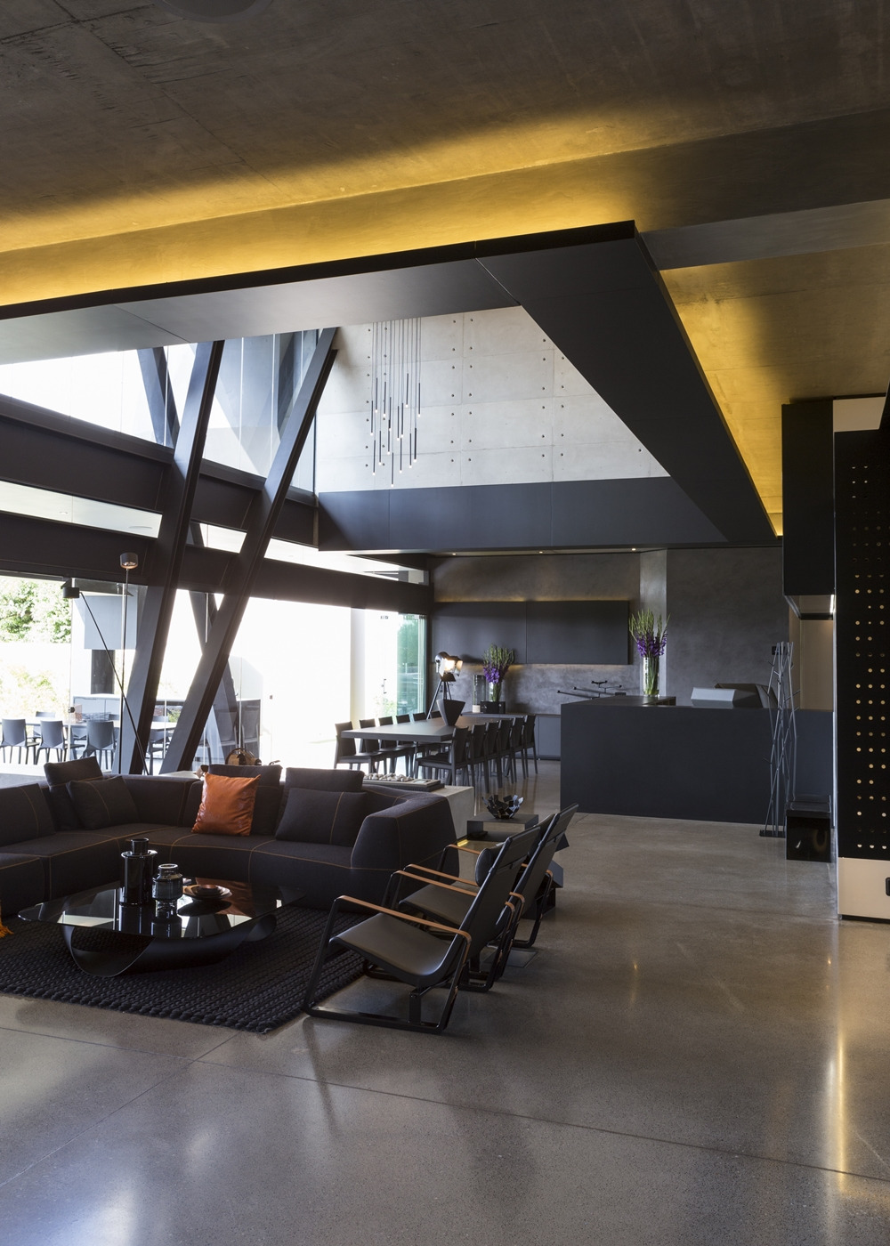 Best Houses in the World Amazing Kloof Road House featured on architecture beast 01 11