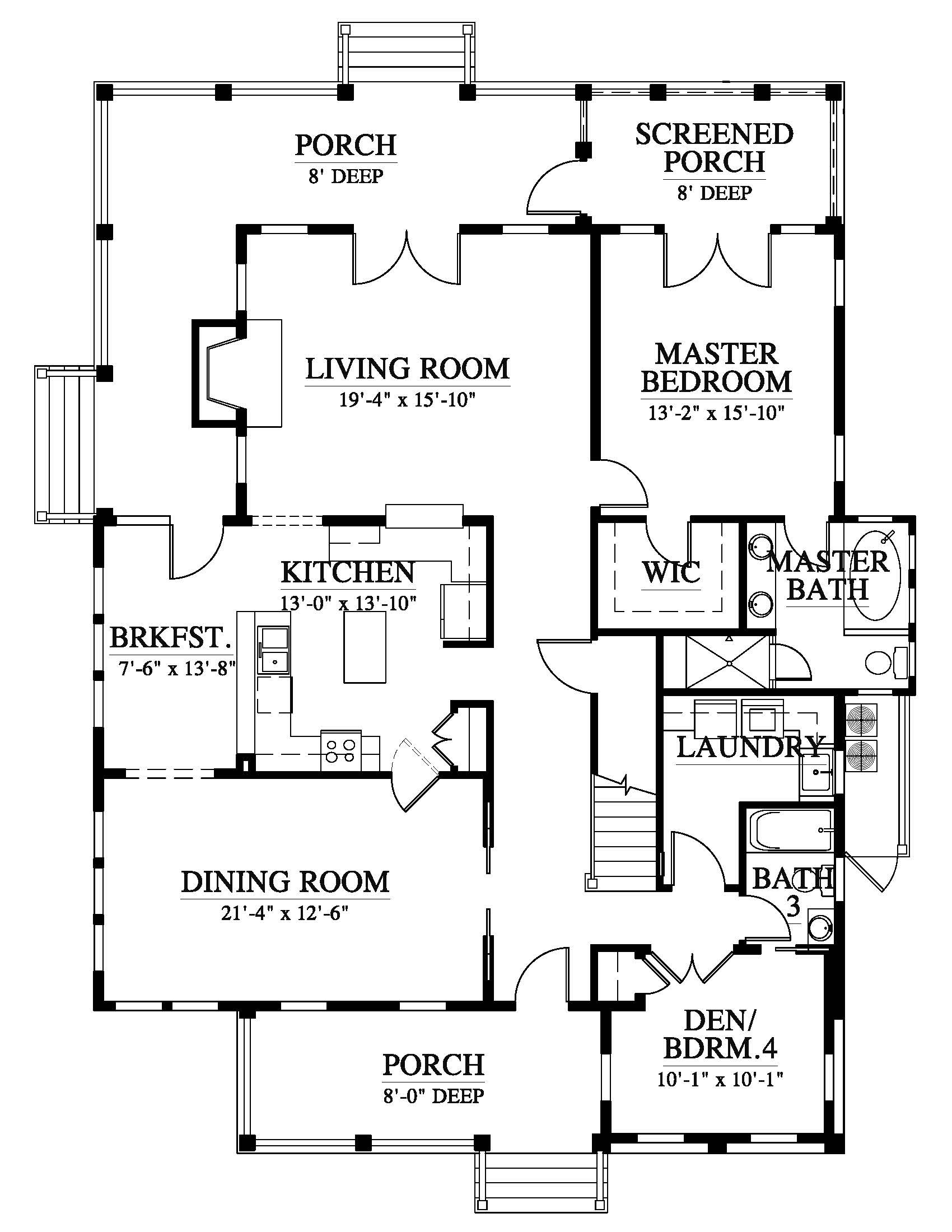 Book Of House Plans Lovely the Laurel Hill House Plan C0605 Design From Allison