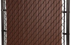 Brown Privacy Slats For Chain Link Fence Best Of Maximum Privacy Solitube Slats For Chain Link Fencing 6 Ft Brown