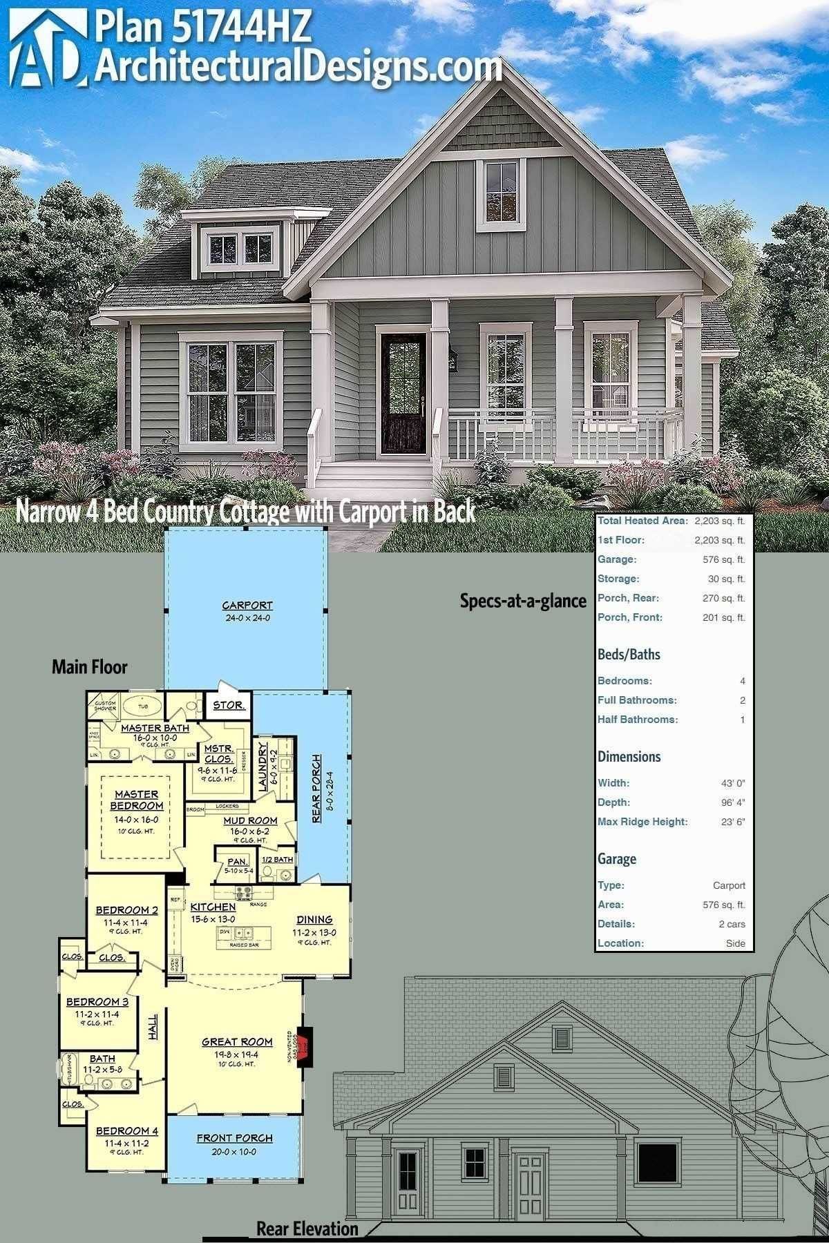 Build A House for Less Than 100k Lovely Single Story Ranch Farmhouse Plans Screet Single Story