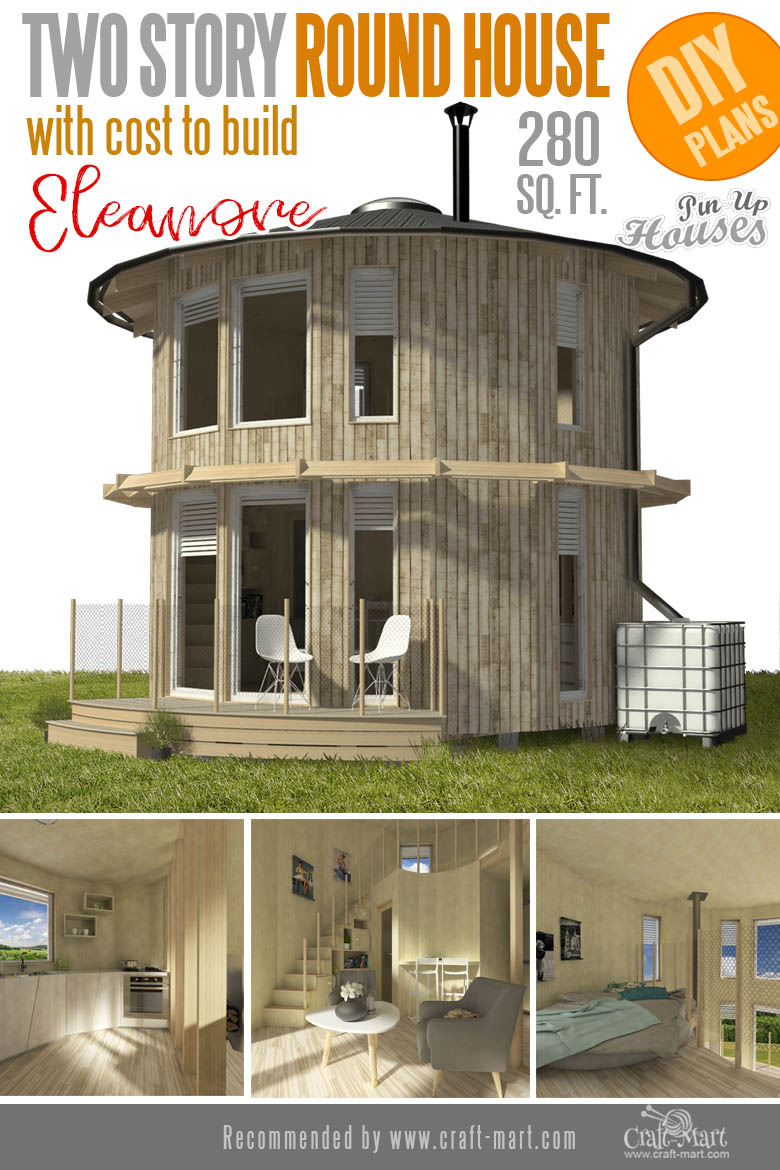 203 small home plans Eleanore