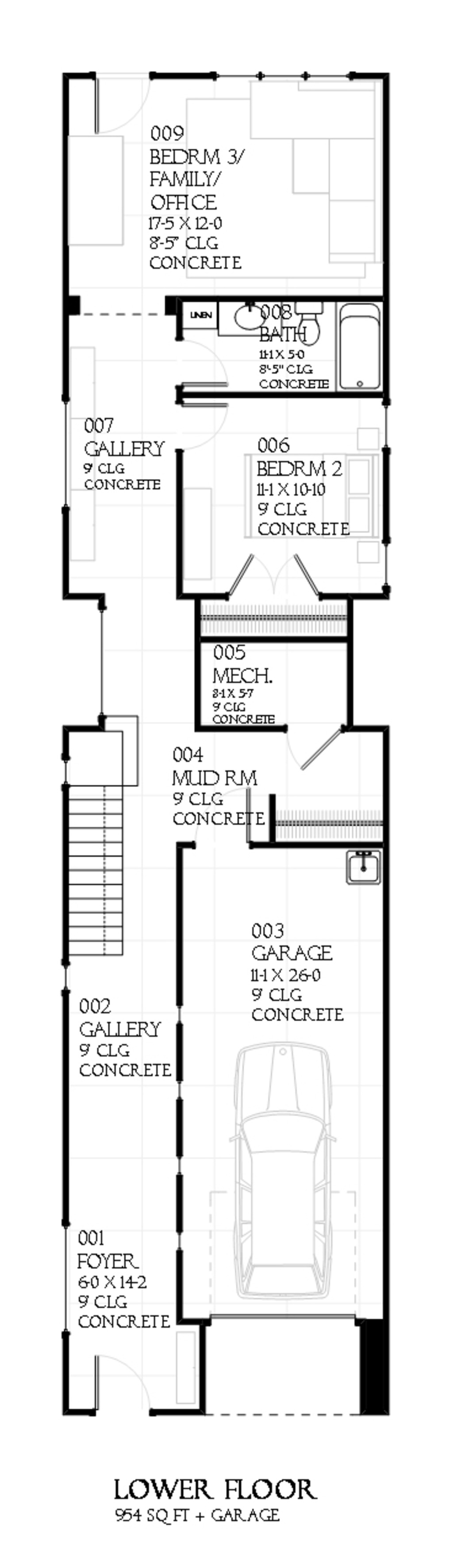 Building A House Plans Best Of Designs for Narrow Lots Houseplans Blog Houseplans