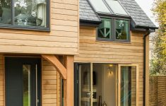 Building A Modern Home For 300k Elegant Self Build Front Exterior House Timber Frame House With