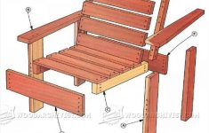 Cedar Deck Furniture Plans Beautiful Deck Chair Plans Outdoor Furniture Plans & Projects