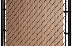 Chain Link Fence Hedge Inserts Best Of Maximum Privacy Solitube Slats For Chain Link Fencing 4 Ft Beige