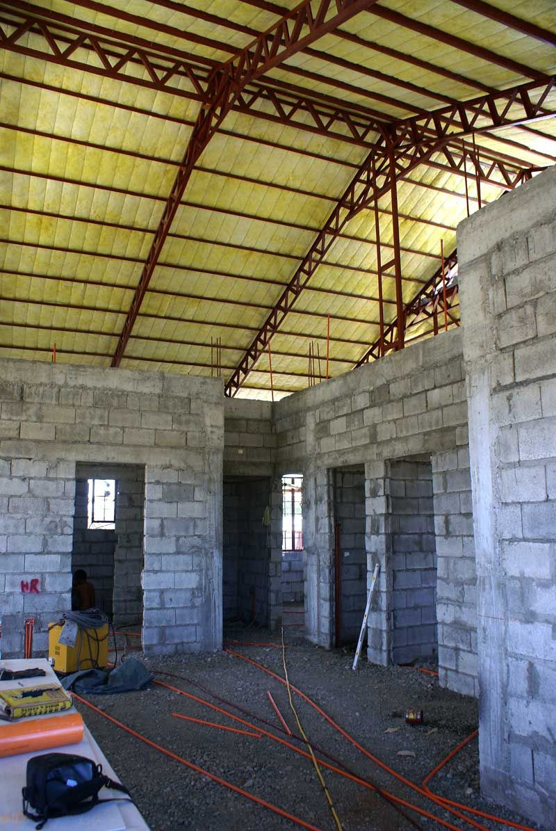 Cheap House Plans to Build In the Philippines New Our Philippine House Project – Roof and Roofing