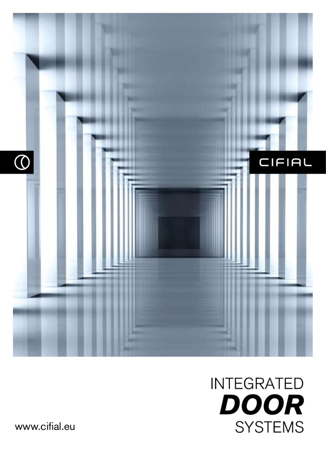 catalogo 2010 integrated door systems a5