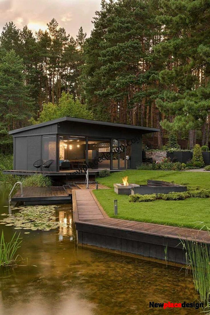 35 Stunning Modern Container House Design Ideas for fortable Life