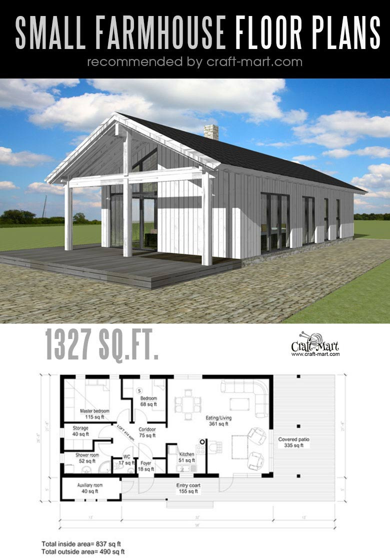 90 small farmhouse plans 10