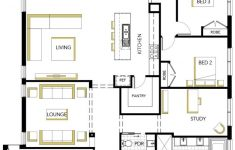 Contemporary Floor Plans For New Homes Beautiful New Home Design