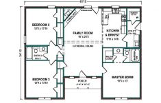 Cost To Build A 1600 Sq Ft House Inspirational 1 500 1 600 Sq Ft Floor Plan The Mcgregor Is A 1 579 Sq