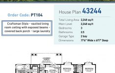 Cost To Build A Ranch House Elegant Ranch Style House Plan With 3 Bed 3 Bath 2 Car Garage