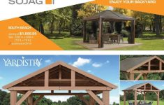Costco Wood Gazebo With Aluminum Roof Best Of Current Costco Flyer May 01 2019 June 30 2019
