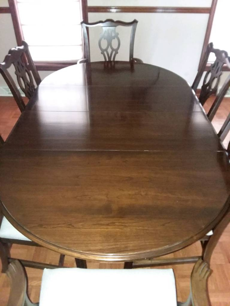 Craigslist Furniture Westchester Free Stuff Lovely Ethan Allen Dining Room Set Non Hunting Items for Sale and