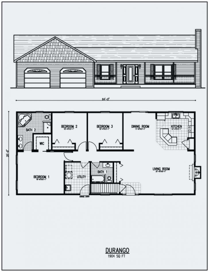 Custom Home Floor Plans with Cost to Build 2020